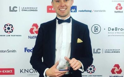 Simon Crowther – Top Tips To Win Awards!