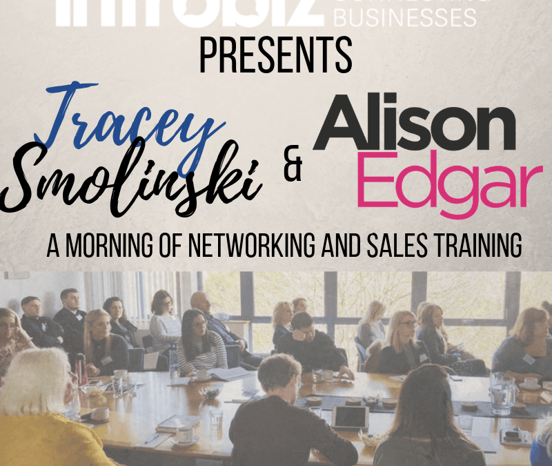 Alison Edgar meets The Queen of Networking